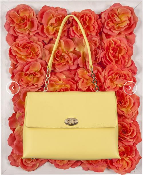 Anni King SS14 Yellow Daffodil