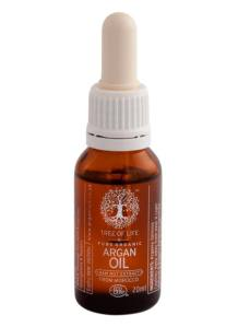 Noteworthy product to try, Faithful to Nature's Pure Argan Oil
