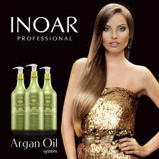 Noteworthy product collection of Argan Oil Shampoos and Conditioners and treatments from INOAR Professional