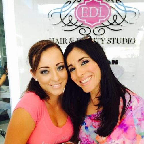 Elaine de Lima & Natalie Camara