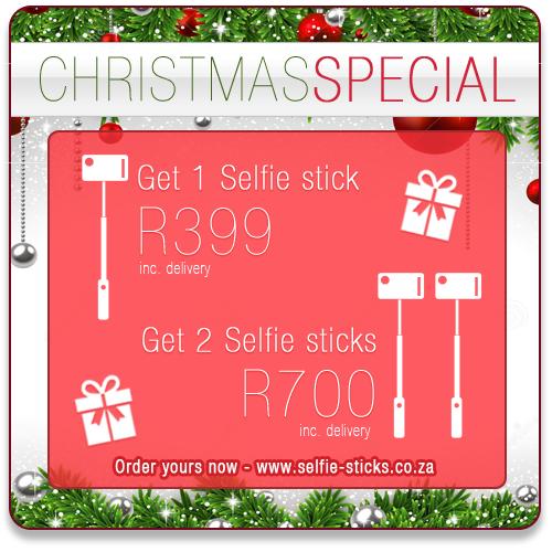 Selfie-Stick Christmas Special