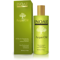 In Awe with INOAR Argan Oil