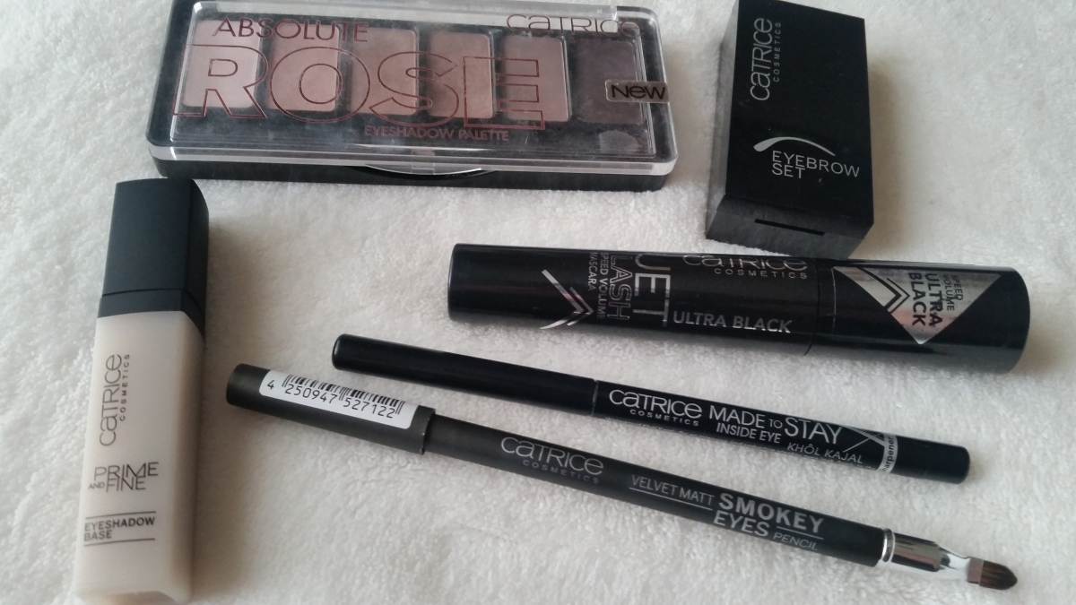 Beautiful eyes with Catrice in 6 easy steps